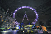 London in the night — Stock Photo
