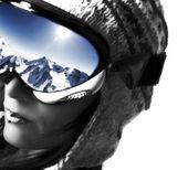 I want ski — Stock Photo