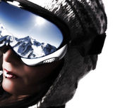 Looking for the snow — Stock Photo