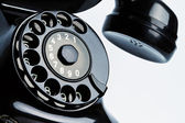 Old, antique telephone — Stock Photo