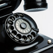 Old, antique telephone — Foto de Stock