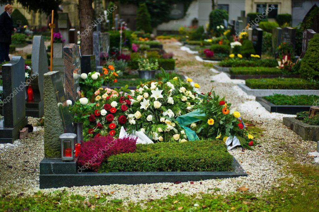 Что сажают на могиле 64