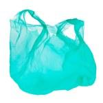 plastic boodschappentas — Stockfoto #8161643