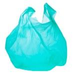 plastic boodschappentas — Stockfoto #8161646