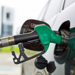 Tap for petrol filling station — Stock Photo #8167235