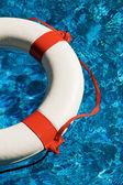 Swim rings in water — Stock Photo