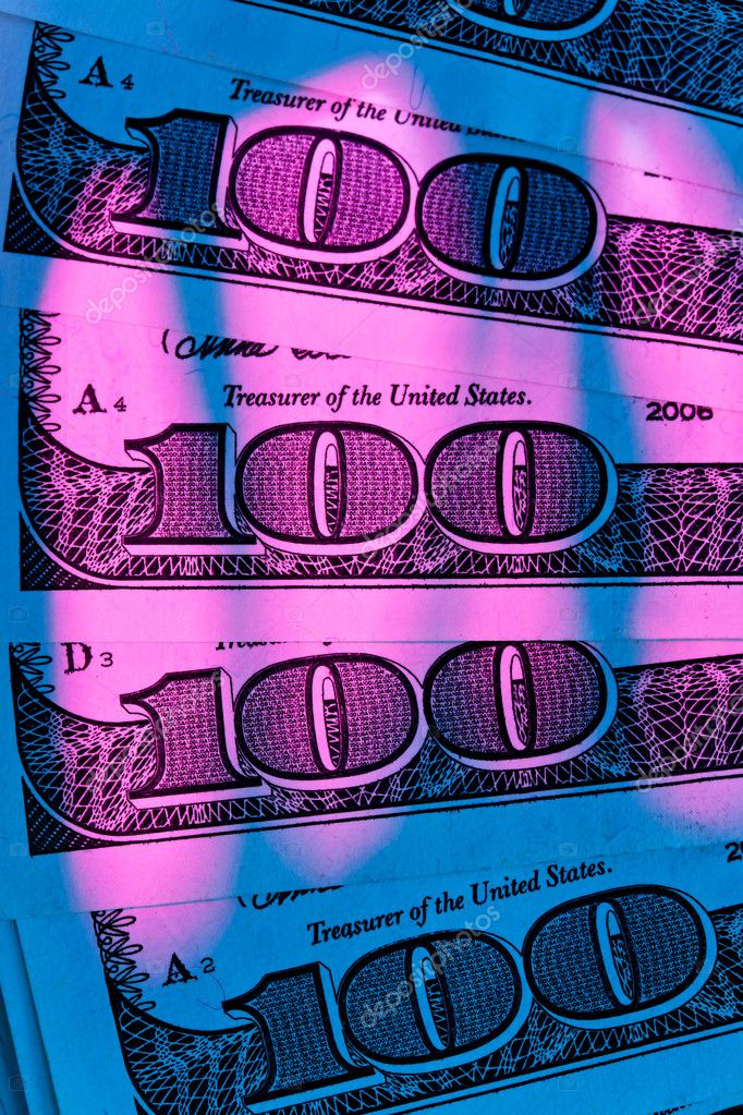 U.s. dollars bills from the u.s.. money of the american currency. — Stock Photo #8161285