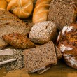 Royalty-Free Stock Photo: Different types of bread