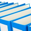 File folder with documents and documents — Stock Photo #8175585