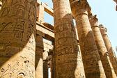 ägypten, luxor, karnak-tempel — Stockfoto