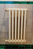 Old radiators — Stock Photo