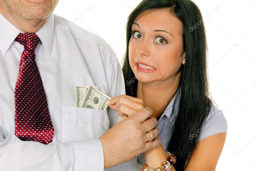 Разводят женщин за деньги 10 фотография