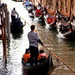 Stock Photo: Italy, venice, gondola