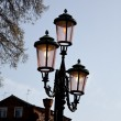 Stock Photo: Street lighting