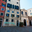 Stock Photo: Italy, venice. ghetto area, synagogue