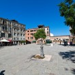 Italy, venice. ghetto area - Stock Photo