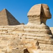 Egypt, giza, sphinx - Stock Photo