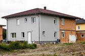 Wãƒâ ¤ rmeisloierung in a new residential house — Stock Photo
