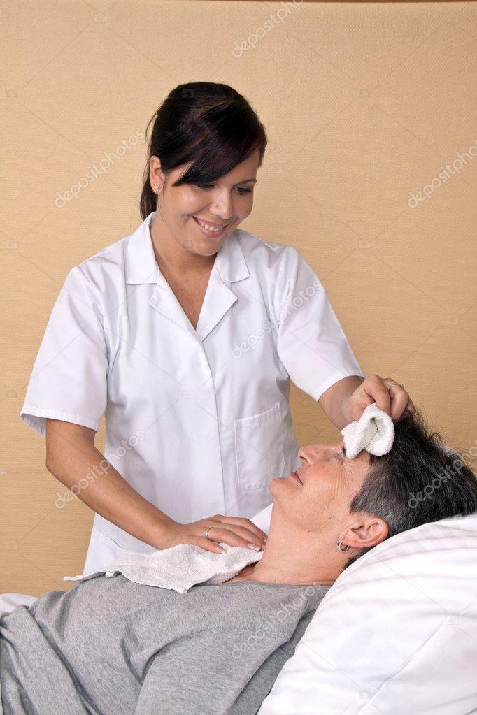 Фото медсестер в постели 20 фотография