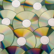 Compact disks — Stock Photo #8287099