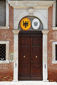 German and austrian consulate — Stock Photo