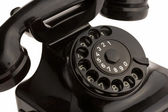 Old retro phone — Stock Photo