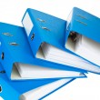 File folder with documents and documents — Stock Photo #8290515