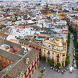 Stock Photo: Spain, seville, cityscape