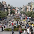 Prague, wenceslas square — Stock Photo #8291060