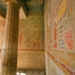 Egypt, western thebes, hatshepsut temple — Stock Photo #8292321