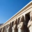 Egypt, western thebes, hatshepsut temple — Stock Photo #8292332