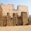 Egypt, edfu, horus temple — Stock Photo #8292448