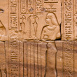 Egypt, edfu, horus temple — Stock Photo #8292506