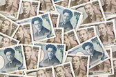 Projets de loi yen japonais — Photo