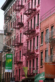 Usa, new york, greene street, soho — Foto Stock