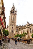 Spain, seville, — Stock Photo