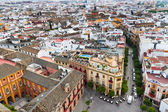 Spain, seville, cityscape — Stock Photo