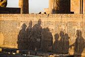 Egipto, Templo de kom ombo — Foto de Stock