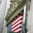 Royalty-Free Stock Photo: Stock Exchange in New YOrk, Wallstreet, USA
