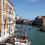 Italien, venedig, Canale Grande — Stock Photo