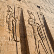 Egypt, edfu, horus temple — Stock Photo #8319939