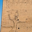 Egypt, edfu, horus temple — Stock Photo #8319969