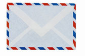 Envelope for airmail — Stock Photo