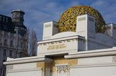 Secession Building, an Exhibition Hall for Contemporary Art, Vienna, Austria — Stock Photo
