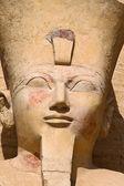 египет, западные фивы, храм хатшепсут — Стоковое фото