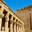 Egypt, aswan, philae temple — Stock Photo
