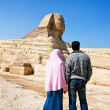 Egypt, giza, sphinx — Stock Photo #8320043