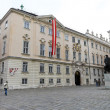 Austrian administrative court in vienna — Stock Photo #8322125