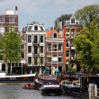 Holland, the netherlands, capital of amsterdam - Foto Stock