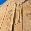 Egypt, edfu, horus temple — Stock Photo #8330700